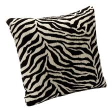 Accent Sofa Pillows by Furniture Zebra Print Accent Throw Pillows For Couch