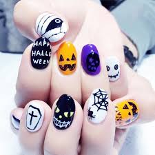 compare prices on halloween false nails online shopping buy low