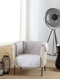 protege canapé protège canapé imprimé rosace 165 x 179 cm linge de lit taupe