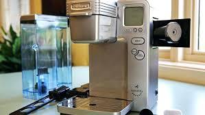 cuisinart coffee maker k cups – Circlecalgary