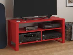 dorel home furnishings reese ruby red tv stand home furniture
