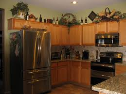 kitchen top cabinets decor decor ideas for above kitchen cabinets page 1 line 17qq