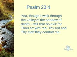 Thy Rod And Thy Staff Comfort Me Kjv Ppt Video Online Download