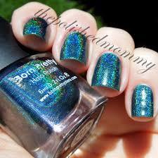 bornpretty holo polish color 12 the polished mommy