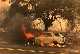 California Wildfires Ventura County by Thousands Flee Wildfires Burning In The Us And Canada U2013 The
