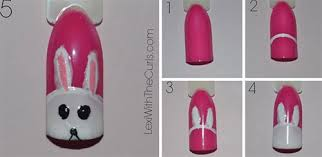 10 step by step easter nail art tutorials for beginners u0026 learners
