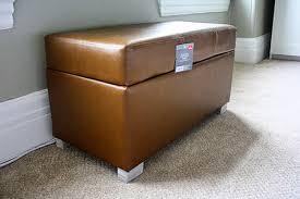 the redheaded stepchild diy shoe storage ottoman