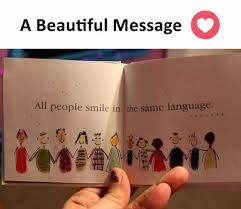 dopl3r memes a beautiful message all smile in the