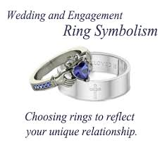 symbol of ring in wedding wedding and engagement ring symbolism choosing the rings