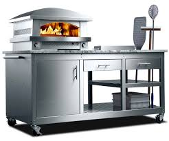 Outdoor Pizza Oven Pizza Oven Station Kalamazoo Outdoor Gourmet