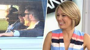 dylan dryer hair dylan dreyer describes her close encounter with tom brady today com