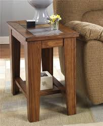 Chair Side End Table Signature Design By Ashley Toscana Chairside End Table Wayside