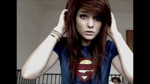 cute emo hair cut for girls attractive emo hairstyles examples for