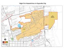 Utah City Map by Fireworks U2013 Kaysville City