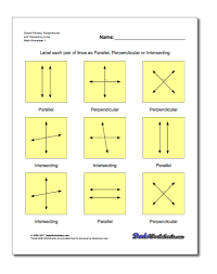 30 60 90 Triangles Worksheet Basic Geometry