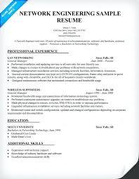 job resume sles for network technician cool cisco networking resume sle with network technician resume