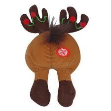 tootin tushies reindeer ornament by novelties