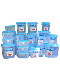 archaicfair plastic storage containers kitchen