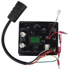 minn kota 24 volt power drive u0026 riptide control board 2304045