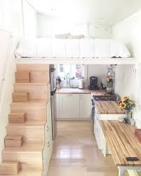 Best  Tiny House Loft Ideas On Pinterest Tiny Houses Tiny - Tiny home interiors