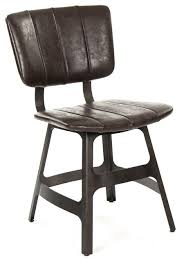 Rustic Industrial Dining Chairs The Brilliant Iron Dining Chairs With Regard To Residence Xhoster
