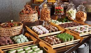 traditional buffet traditional flavours with durian ramadan buffet