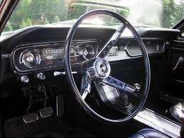 ford mustang 1965 interior car autos gallery