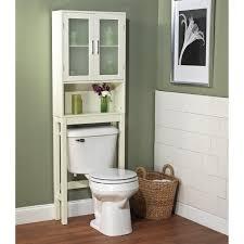 Behind Bathroom Door Storage Bathroom Brilliant Over The Toilet Etagere For The Best Storage