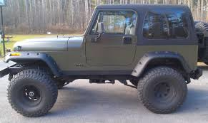 1994 jeep wrangler specs 1994 jeep wrangler yj built for sale photos technical