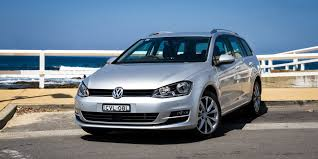 volkswagen golf wagon peugeot 308 touring v volkswagen golf wagon comparison review