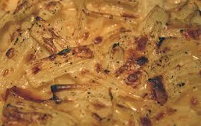 cuisiner des cardons recette gratin de cardons de mère jo 750g