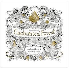 secret garden u201d u0026 u201cenchanted forest u201d fabulous coloring books