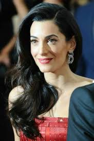 is amal clooney hair one length gallery of fame look at me art work vol 74 no 12 amal