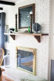 what is the best type of paint to use on kitchen cabinets how to paint a brick fireplace and the best paint to use