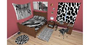 Animal Print Bedroom Decor Animal Print Custom Bedding Duvet Covers Comforters Sheets