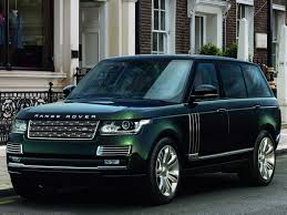 land rover car the 285 000 range rover holland u0026 holland is the most expensive