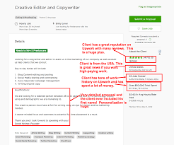 How To Write A Cover Letter For A Proposal Make Money On Upwork