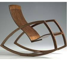 Modern Wood Rocking Chair Wood Rocking Chair That Takes - Wooden rocking chair designs
