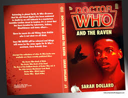 target black friday death andydrewz u0027s pages doctor who and the raven target book cover