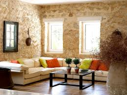 Interior Wall Designs With Stones by Living Room Stone Wall Bibliafull Com