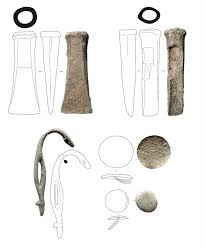 new hoards and solitary finds of the bronze age early iron age