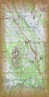 Alaska Topo Maps by Alaska Rainbow Adventures Lake Creek Alaska Map