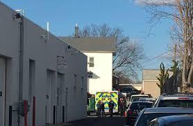 Leduc Overhead Door Norwalk Dies In Fall From Building The Hour