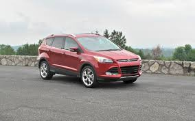 Ford Escape Exhaust - driven 2013 ford escape