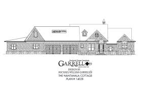 Cottage Building Plans by Nantahala Cottage 3232 House Plan House Plans By Garrell