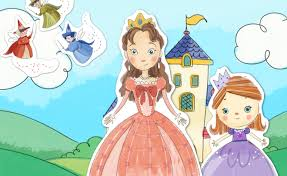 kids enchanting tales sofia story