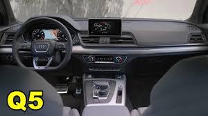 Audi Q5 Interior Colors - 2017 audi q5 interior youtube