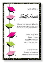 8th grade graduation invitations graduation party invitation insert templates