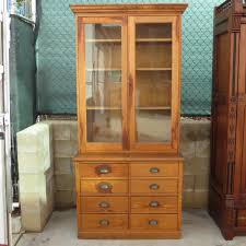 Pine Kitchen Cabinet Antique Hutch Antique Furniture Display - Kitchen display cabinet