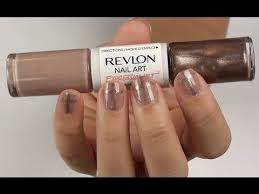 maintenance monday revlon nail art expressionist tutorial youtube